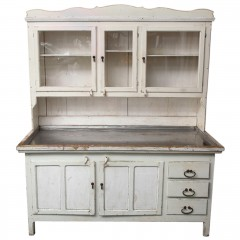 Distressed Mexican Cabinet
