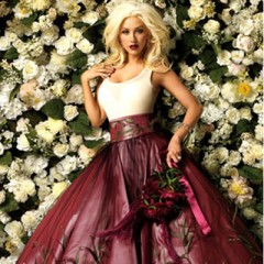 Christina Aguilera Shoot