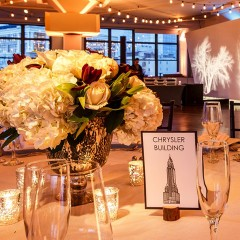 Three Sixty NYC Wedding